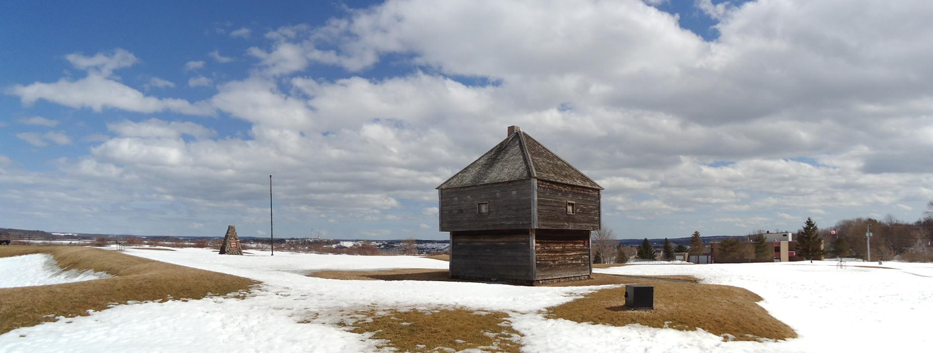 Fort Edward National Historic Site